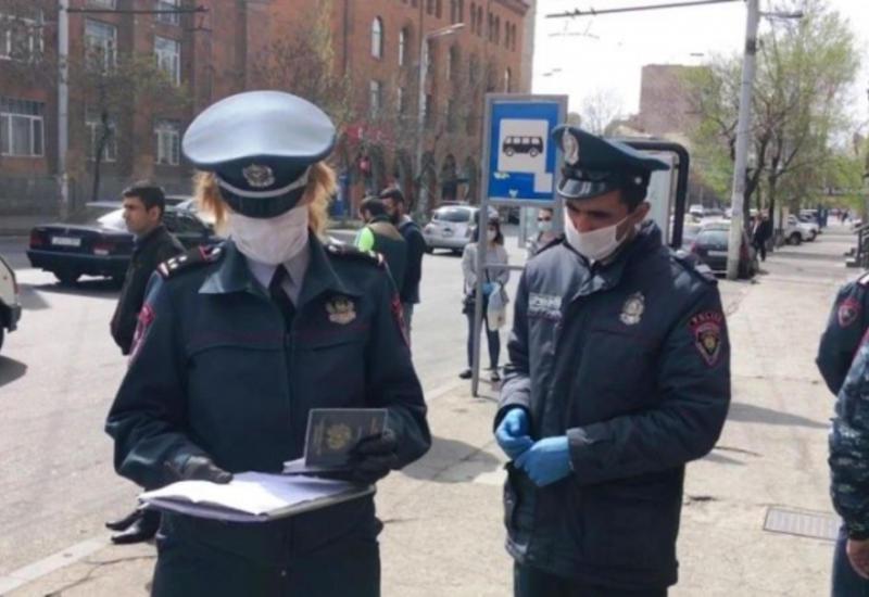 В Армении продлили чрезвычайное положение