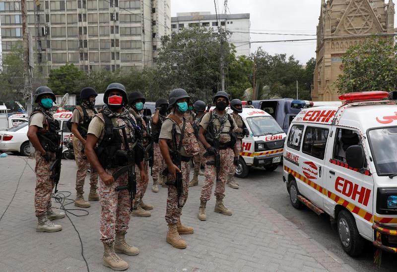 В Афганистане после взрыва госпитализировали более 40 человек