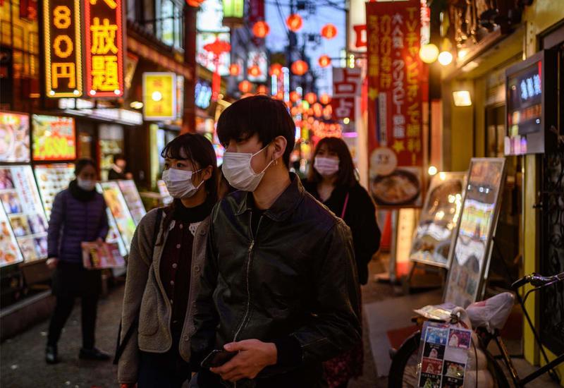 Япония запретила въезд иностранцев из Индии, Непала и Пакистана