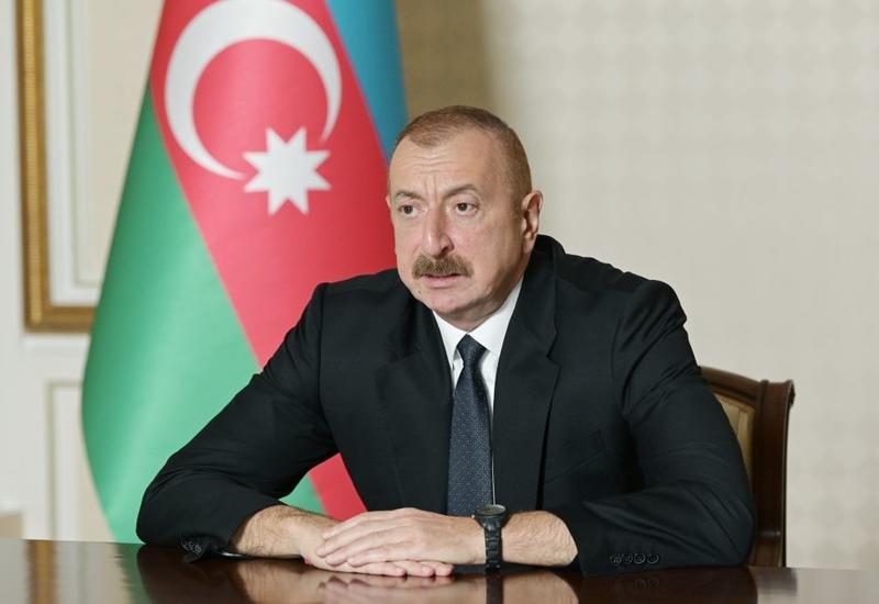 Президент Ильхам Алиев: Грязная и коварная политика является источником большой опасности для Армении