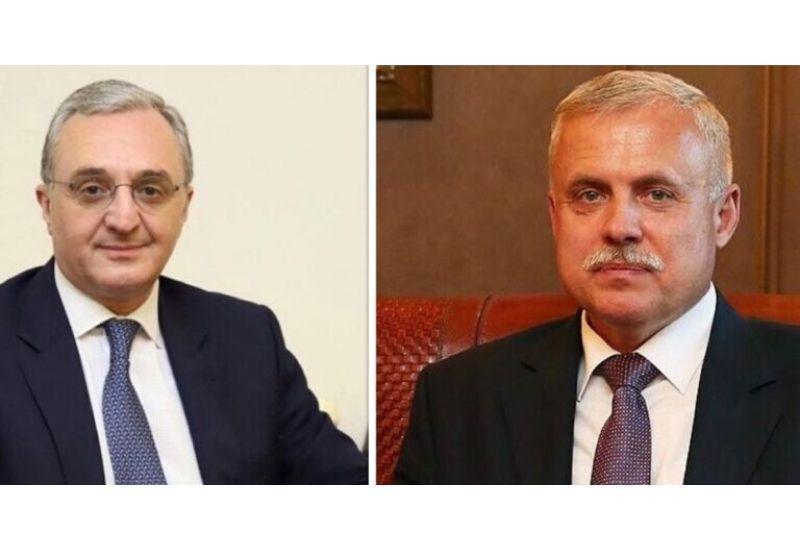 Зограб Мнацаканян в панике звонит генсеку ОДКБ