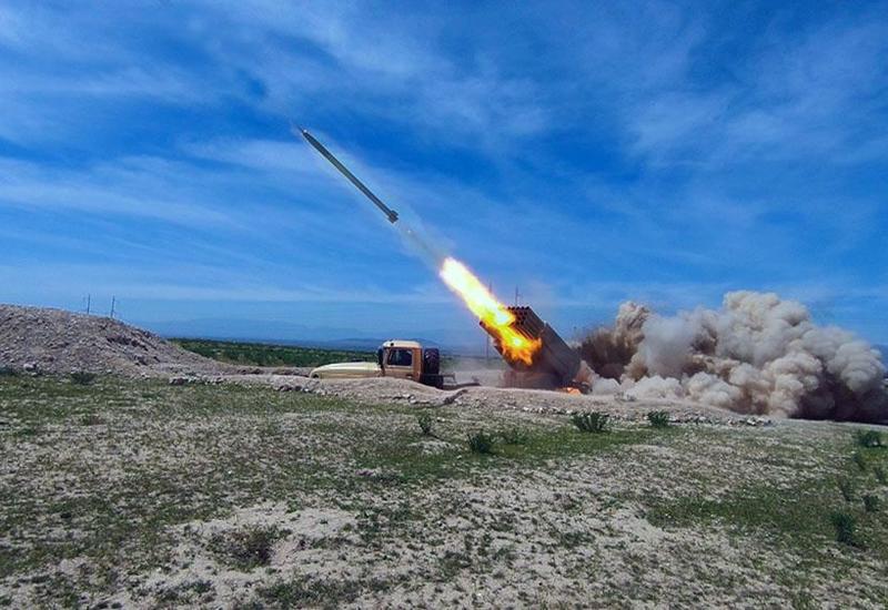 Армения выпустила ракеты по Сиязану, Габале и Кюрдамиру