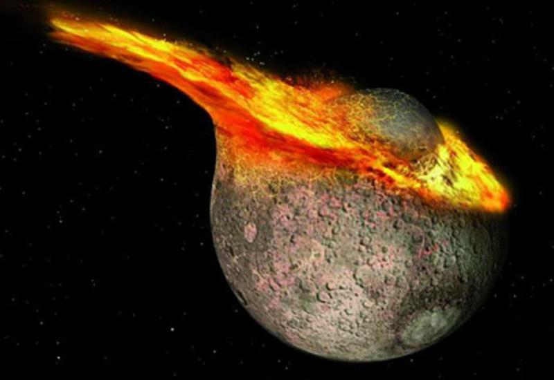 Раскрыта загадка появления Луны