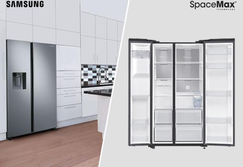 Холодильник Samsung с технологией SpaceMax™ - ваш незаменимый помощник в условиях карантина