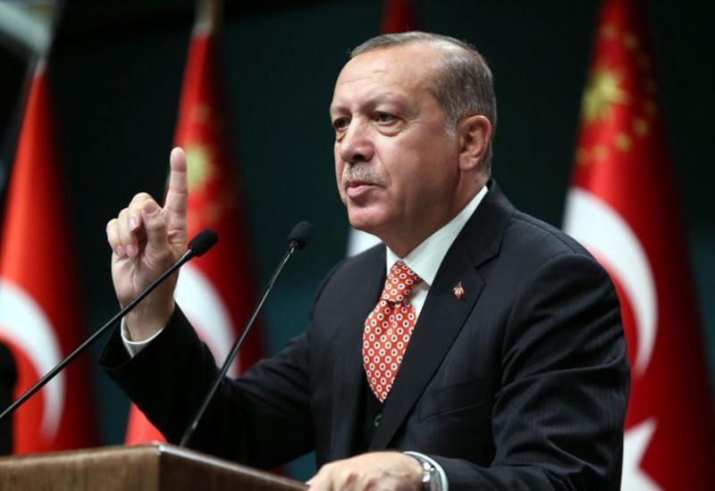 Эрдоган: Мы ни в коем случае не оставим без поддержки братский Азербайджан