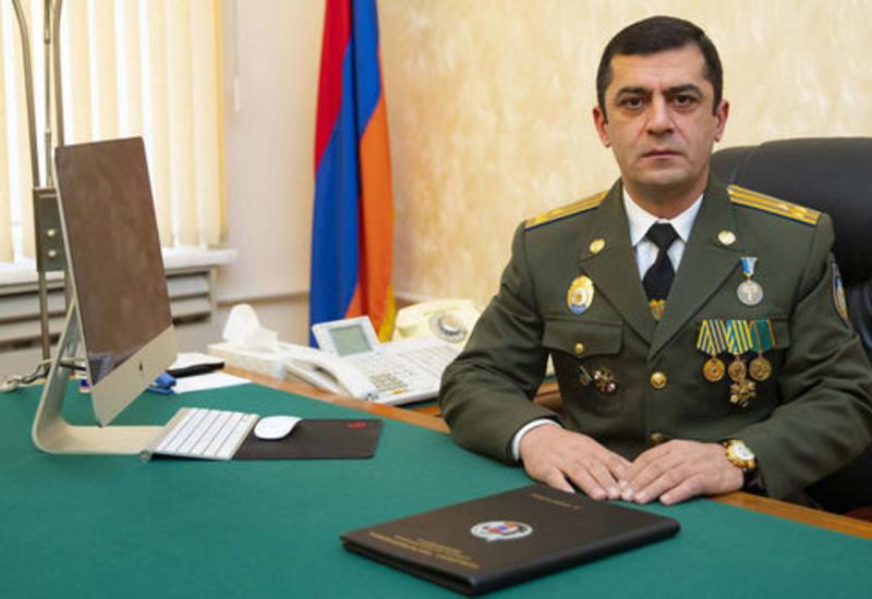 В Армении уволен замдиректора СНБ