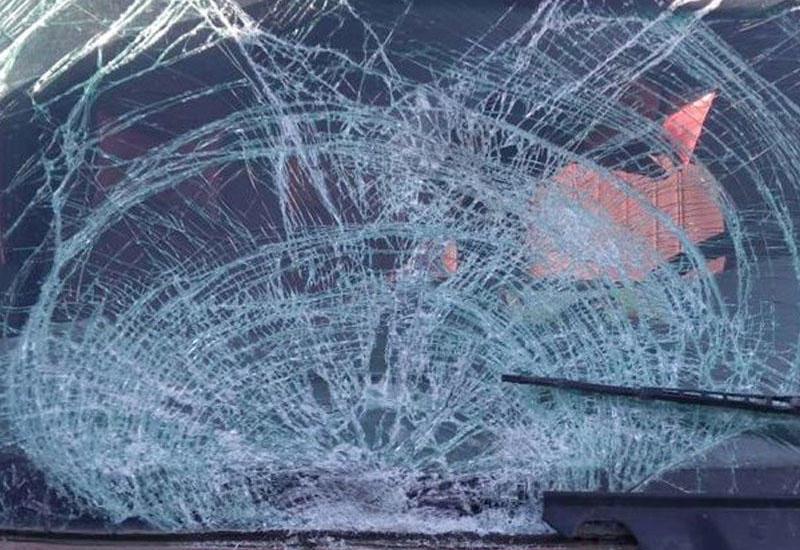 В Турции автомобиль, перевозивший школьников, попал в аварию