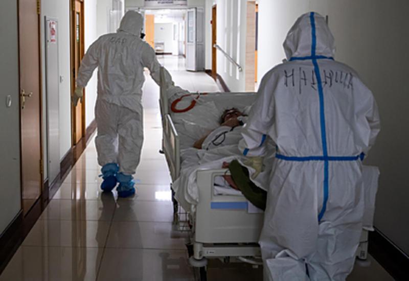 В России выявили 6234 новых случая заражения коронавирусом