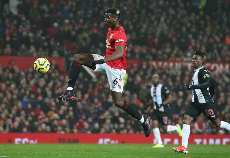 Погба продлит контракт с «Манчестер Юнайтед»