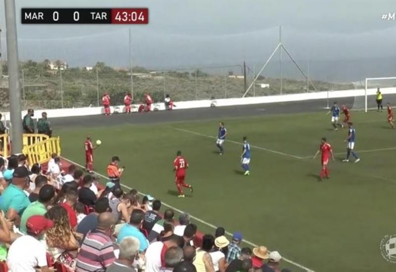 В Испании провели первый матч со зрителями за четыре месяца