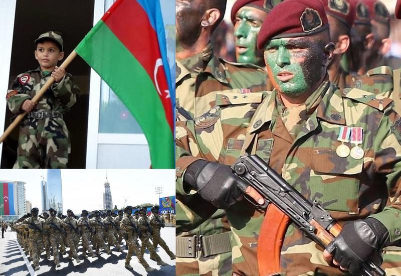 Азербайджанские артисты и дети: Добровольно в армию, всё во имя Родины и победы