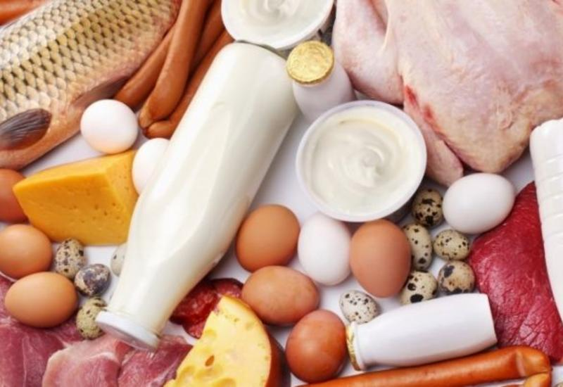 В Азербайджане растет производство продукции животноводства