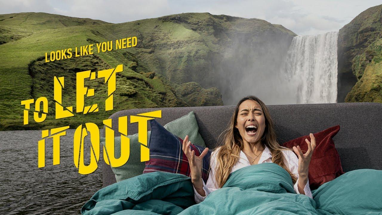 В Исландии запустили сайт для желающих покричать в поле