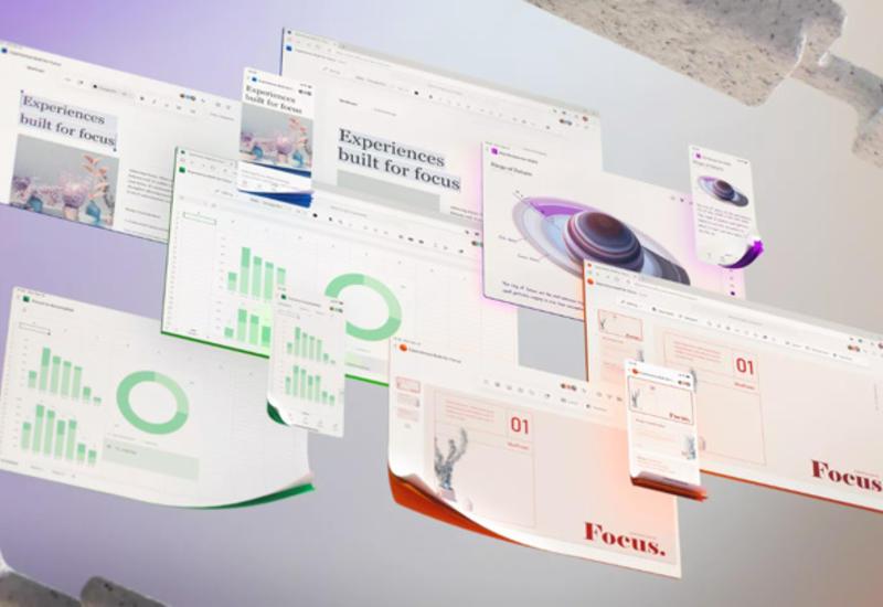 Microsoft показала интерфейс Office будущего