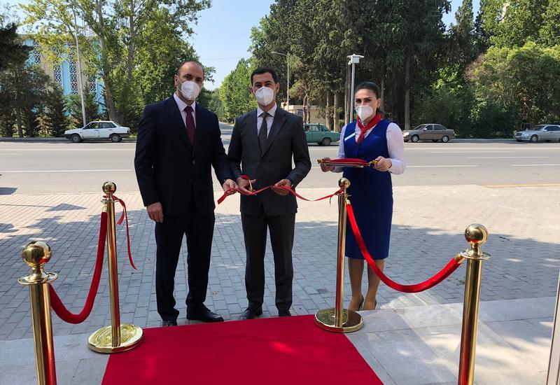 Kapital Bank представил обновленный филиал в Мингячевире