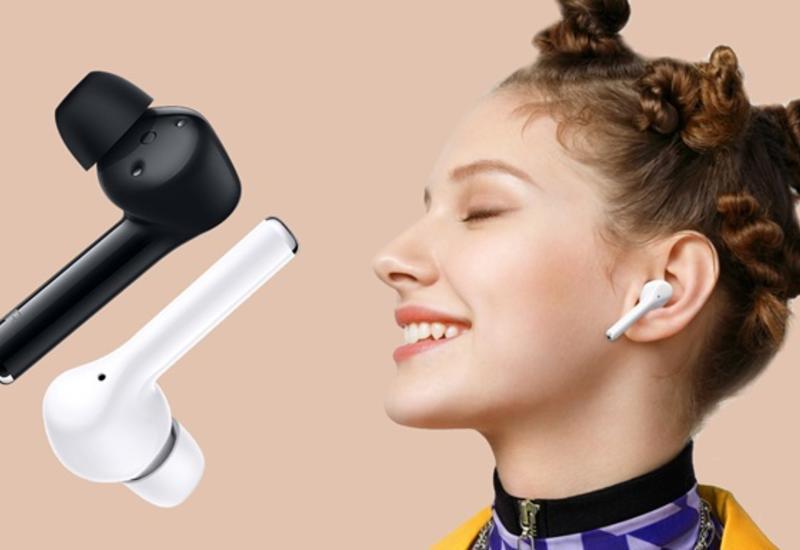Huawei представила новые беспроводные наушники