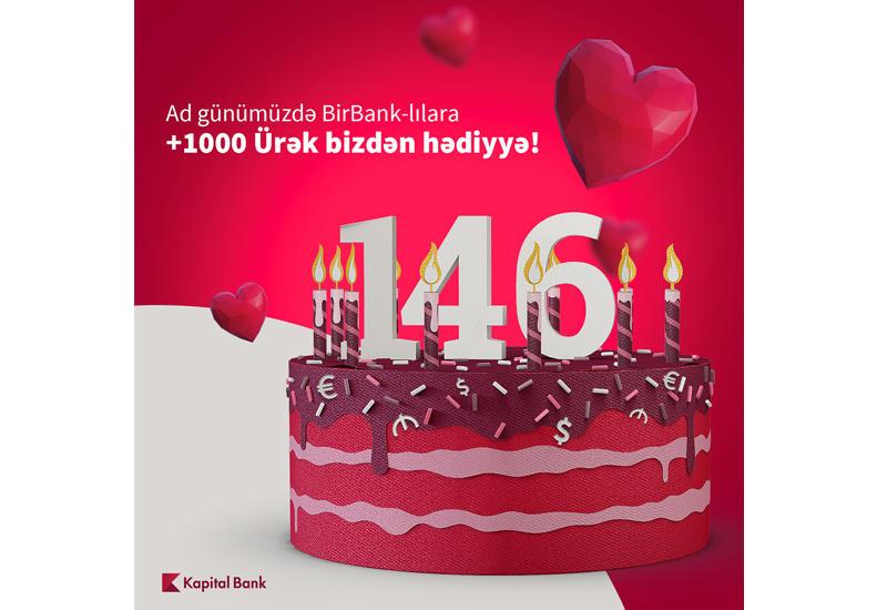 Kapital Bank - 146 лет с вами! (R)