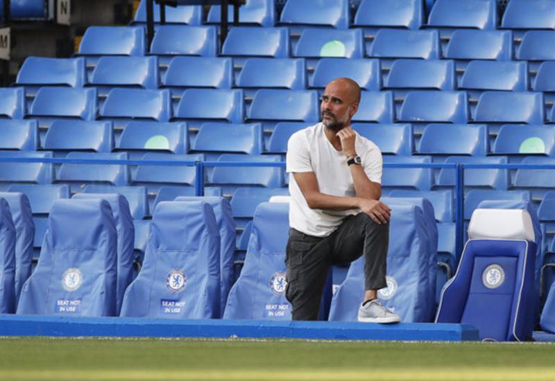 """Гвардиоле выделят более 300 миллионов евро на усиление """"Манчестер Сити"""""""