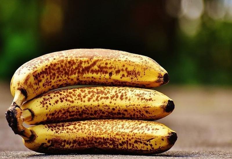 Удивительная польза для здоровья от употребления перезрелых бананов