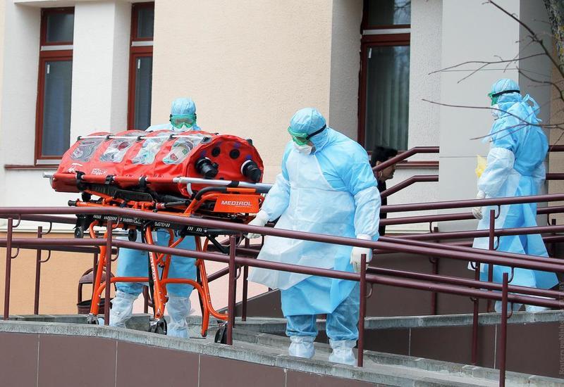 В Грузии возросло число заразившихся коронавирусом