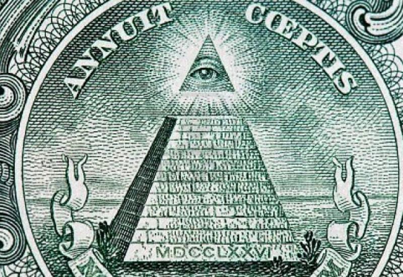 Тайны символов надолларовой купюре
