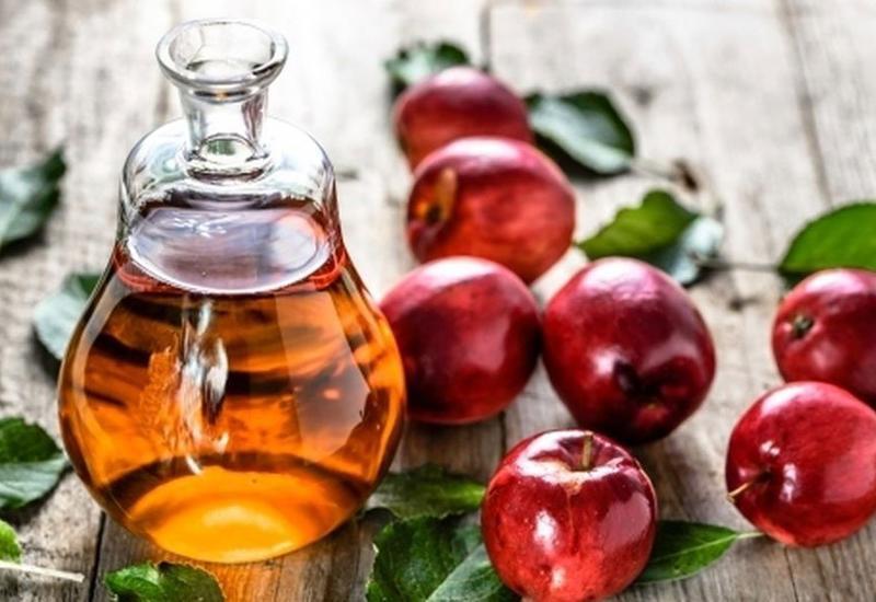 Названы основные полезные свойства яблочного уксуса