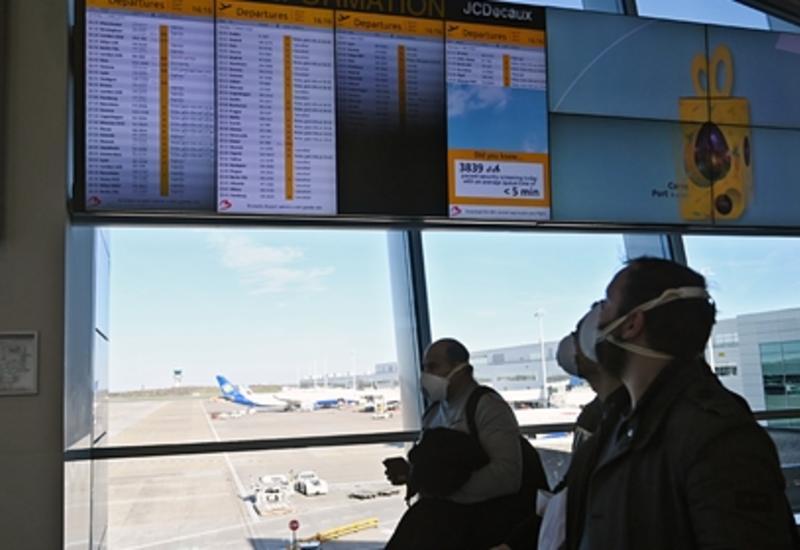 Немецкие исследователи оценили вероятность заражения коронавирусом в самолете