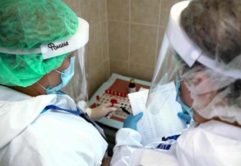 В России зафиксировали 5765 новых случаев заражения коронавирусом