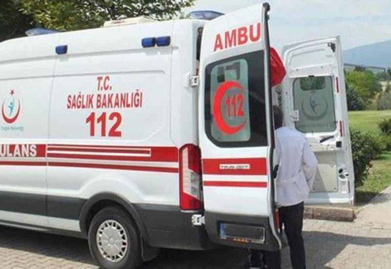 В Турции автобус с военнослужащими попал в ДТП, есть жертвы