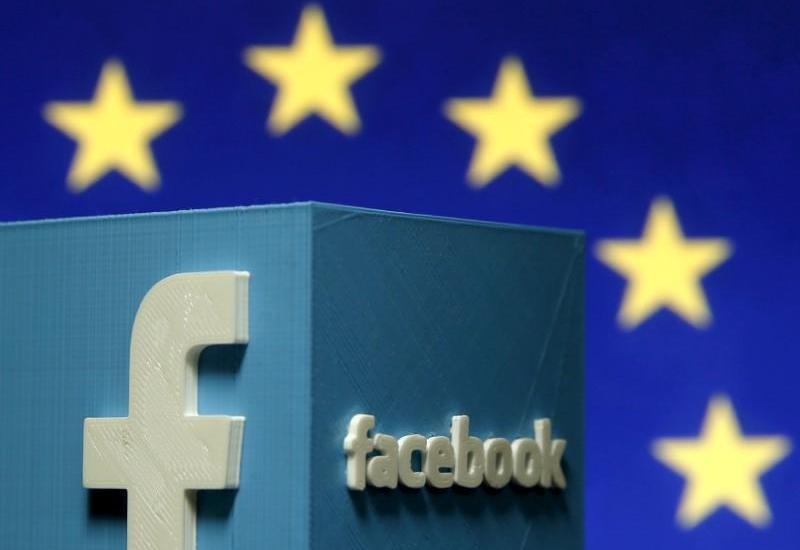 Facebook подала в суд на ЕС