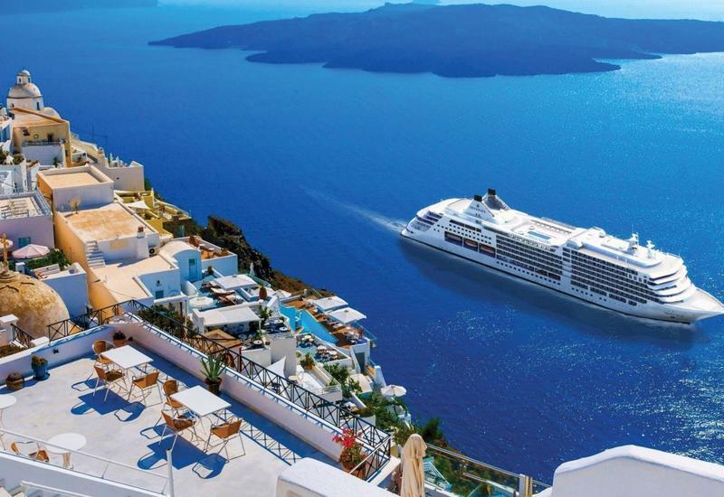 Греция откроет шесть портов для круизных лайнеров