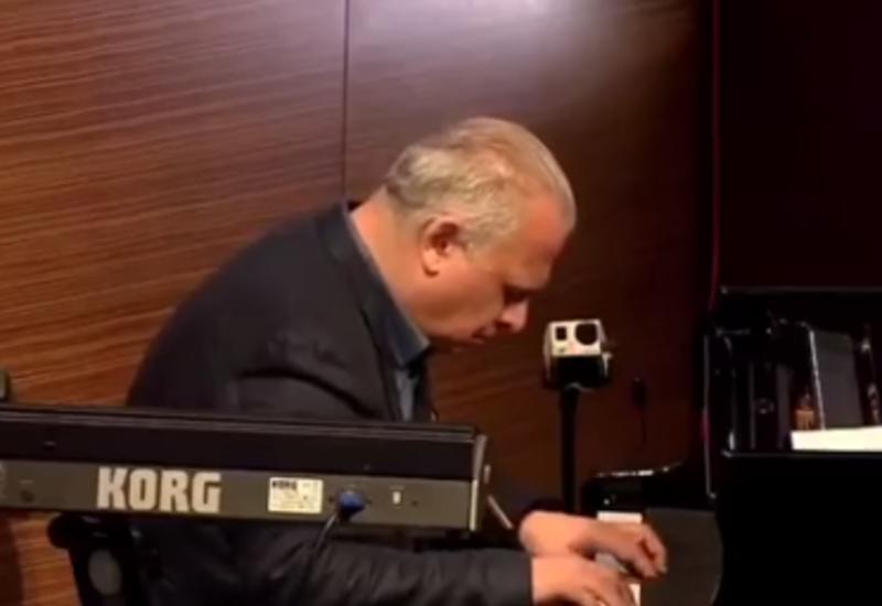 Прекрасное выступление Салмана Гамбарова в блоге Azeri Jazz