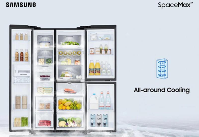 Долгое и бережное хранение продуктов вместе с холодильниками Samsung