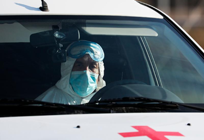 В России выявили 5395 новых случаев заражения коронавирусом