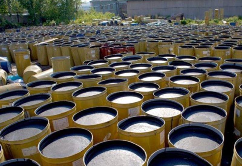 Азербайджан продолжает наращивать импорт химпродуктов из Турции