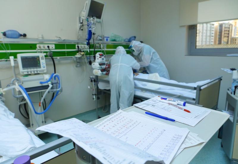 TƏBİB: Благодаря карантинным мерам число пациентов в больницах сократилось