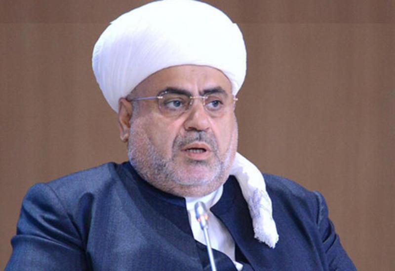 Председатель УМК внес ясность в вопрос фетвы в связи с праздником Гурбан