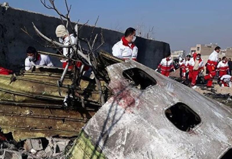 Украина и Иран начали переговоры по компенсации за сбитый Boeing
