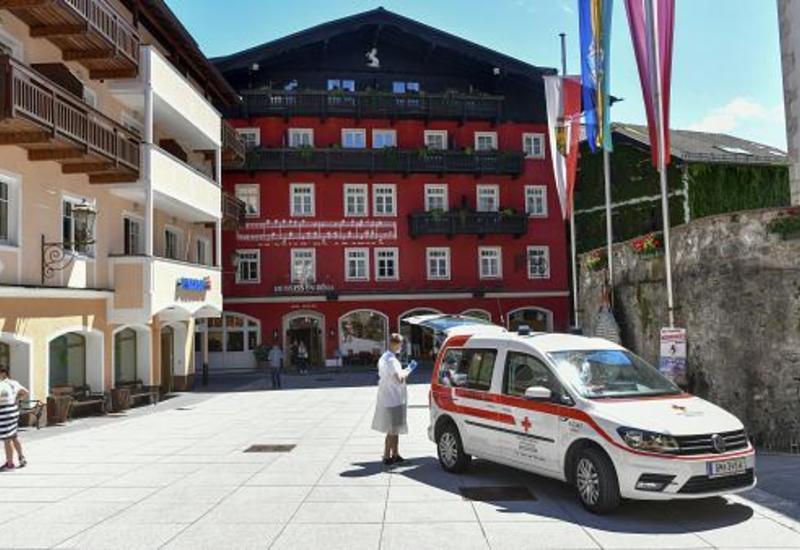 В Австрии начались аресты нарушителей карантина