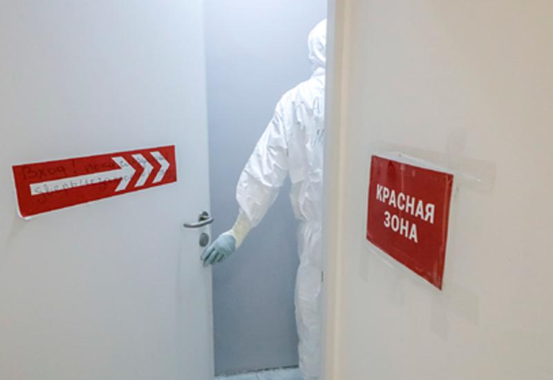 В России выявили 5509 новых случаев заражения коронавирусом