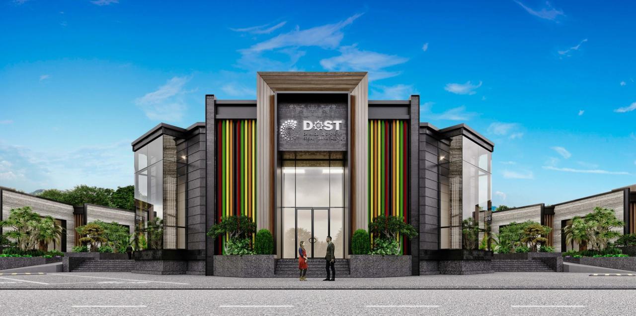 Строящийся в Исмаиллы «Дом DOST» окажет поддержку развитию занятости и туризма