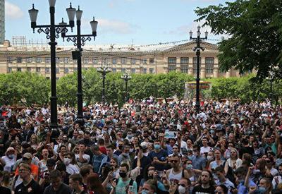 Армяне ждут не дождутся распада России  - российская пресса о последствиях митингов в Хабаровске