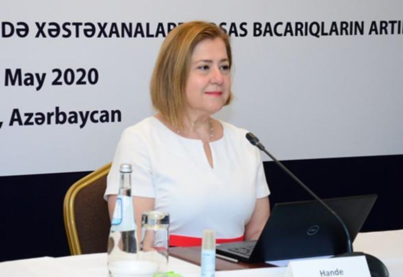 ВОЗ: В Азербайджане проводится успешная работа по борьбе с коронавирусом