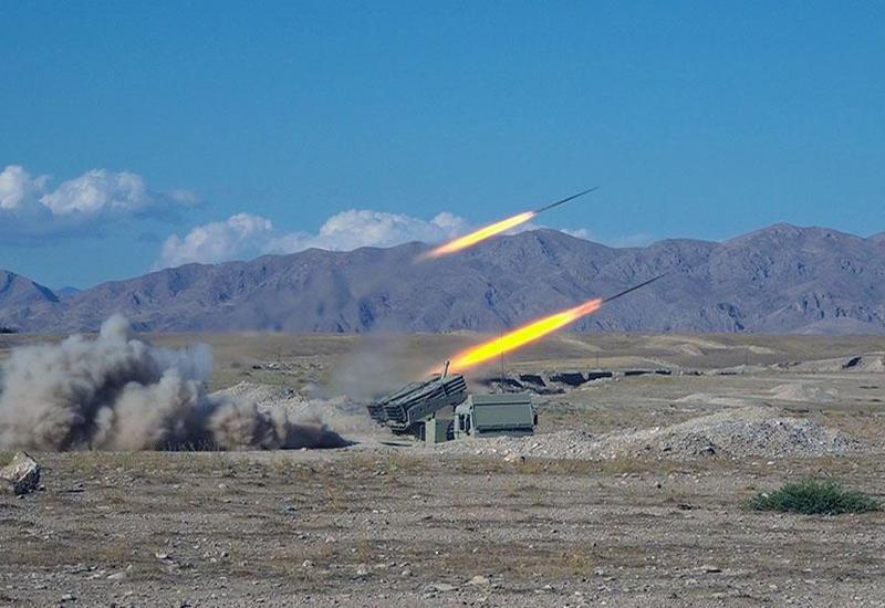 В Нахчыване проходят широкомасштабные азербайджано-турецкие учения с боевой стрельбой