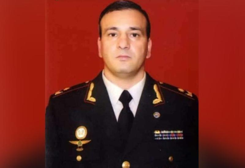 Минобороны Азербайджана раскрыло обстоятельства смерти генерала Полада Гашимова