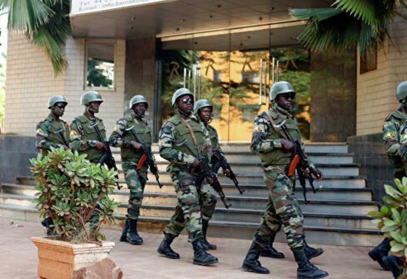 В Буркина-Фасо при взрыве пострадали дети