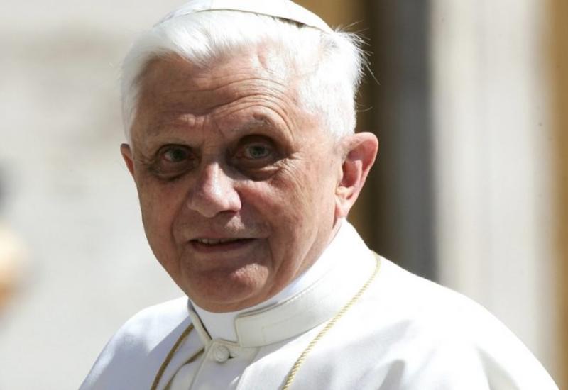 Папа Римский Бенедикт XVI серьезно заболел