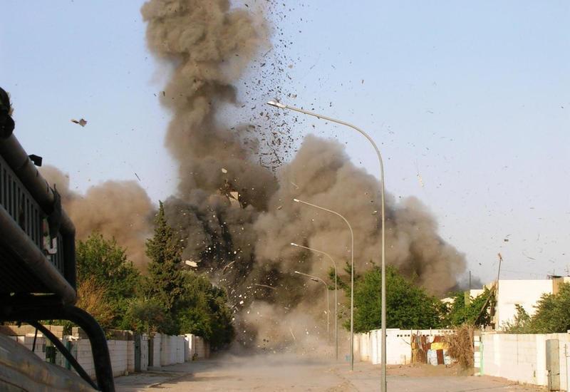 В Армении неизвестный устроил взрыв у здания полиции