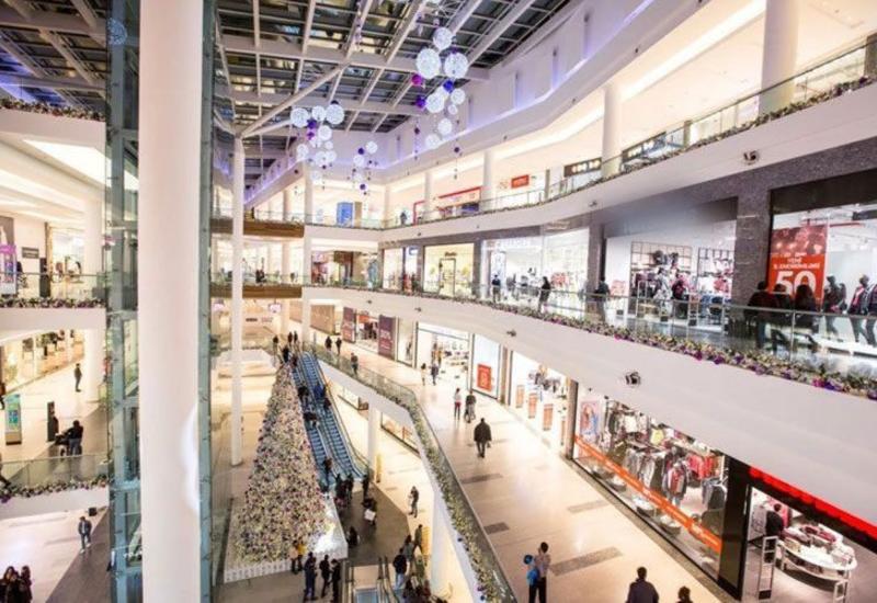 Крупные торговые центры и «моллы» не будут работать до 31 августа