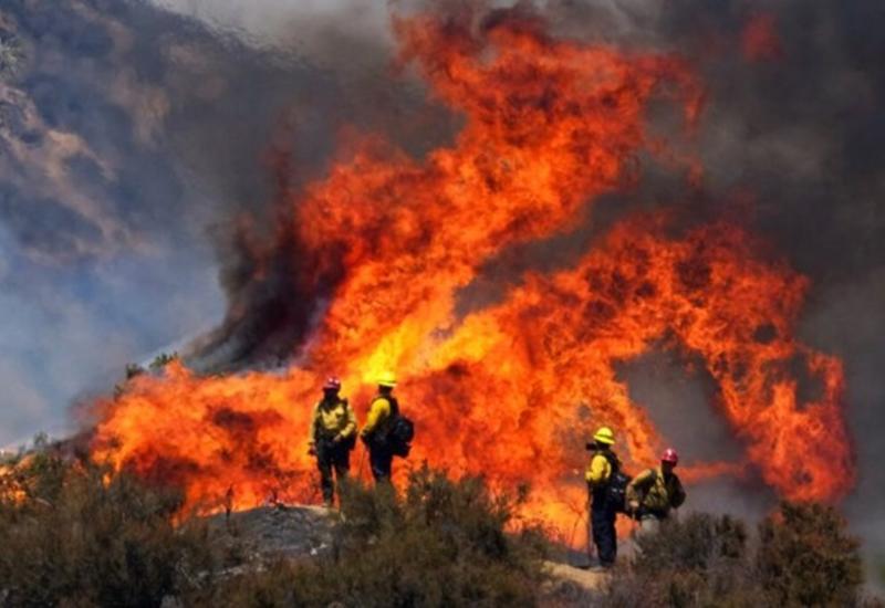 Калифорния в огне: эвакуированы тысячи человек